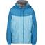 Marmot Girls PreCip Jacket Light Auqa/Aqua Blue